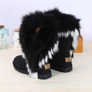 winter warm high long snow boots ar..