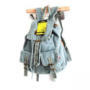 Leisure European Style Blue Denim B..