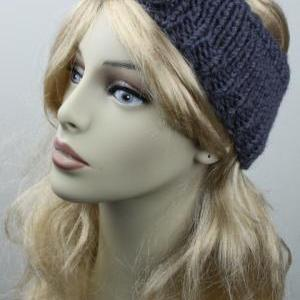 Woman Handmade Knitted Crochet Head..