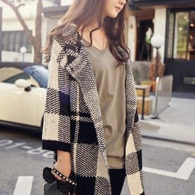 New Style Turndown Collar Long Slee..