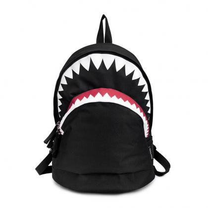 POMELO Big Shark Backpack From Pome..