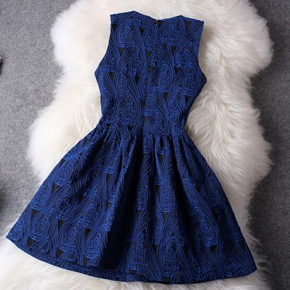 Stylish And Elegant Vest Dress