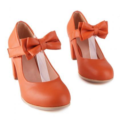 Sweet Color Candy Womens Mary Janes..