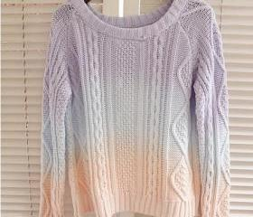 Strip Jumper Sweater..