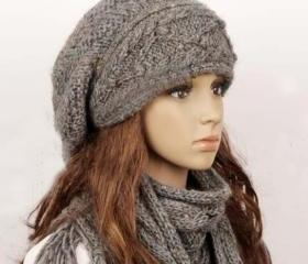 Wool Slouchy Woman H..