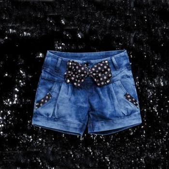 Summer Fashion Denim Shorts