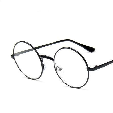 Free shipping retro round glasses #335